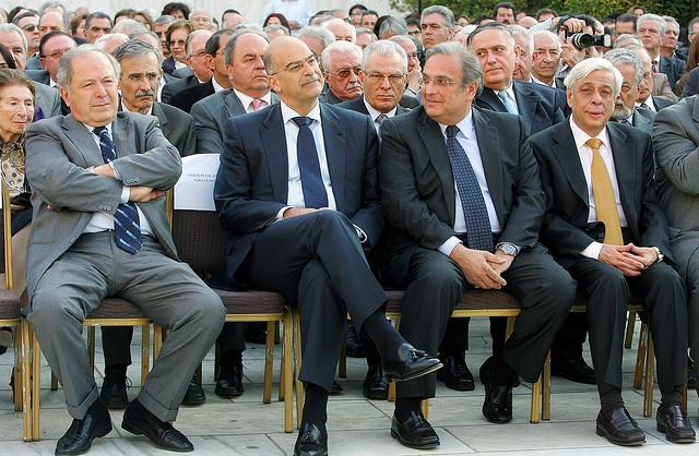 Αποκαλυπτήρια προτομής του Ελ. Βενιζέλου σε εκδήλωση για τα 80 χρόνια του Συμβουλίου Επικρατείας by Χρήστος Εμμ. Μαρκογιαννάκης on Flick